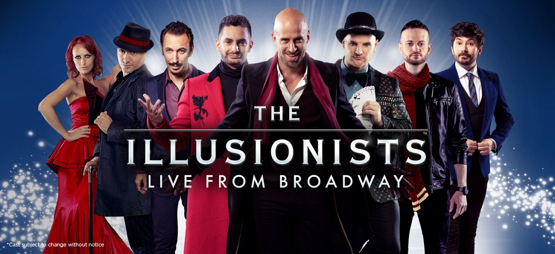 The Illusionists in Portland, OR