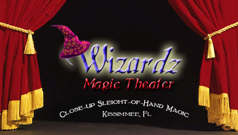 Wizardz Magic Theater in Kissimmee, FL